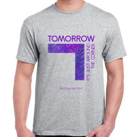 CO TOMORROW 2017 Show T-shirt - Grey